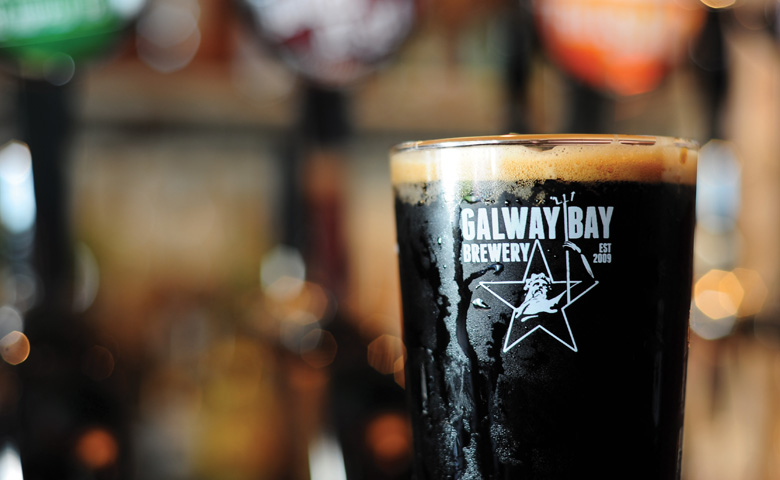 Logo for Galway Bay Brewery